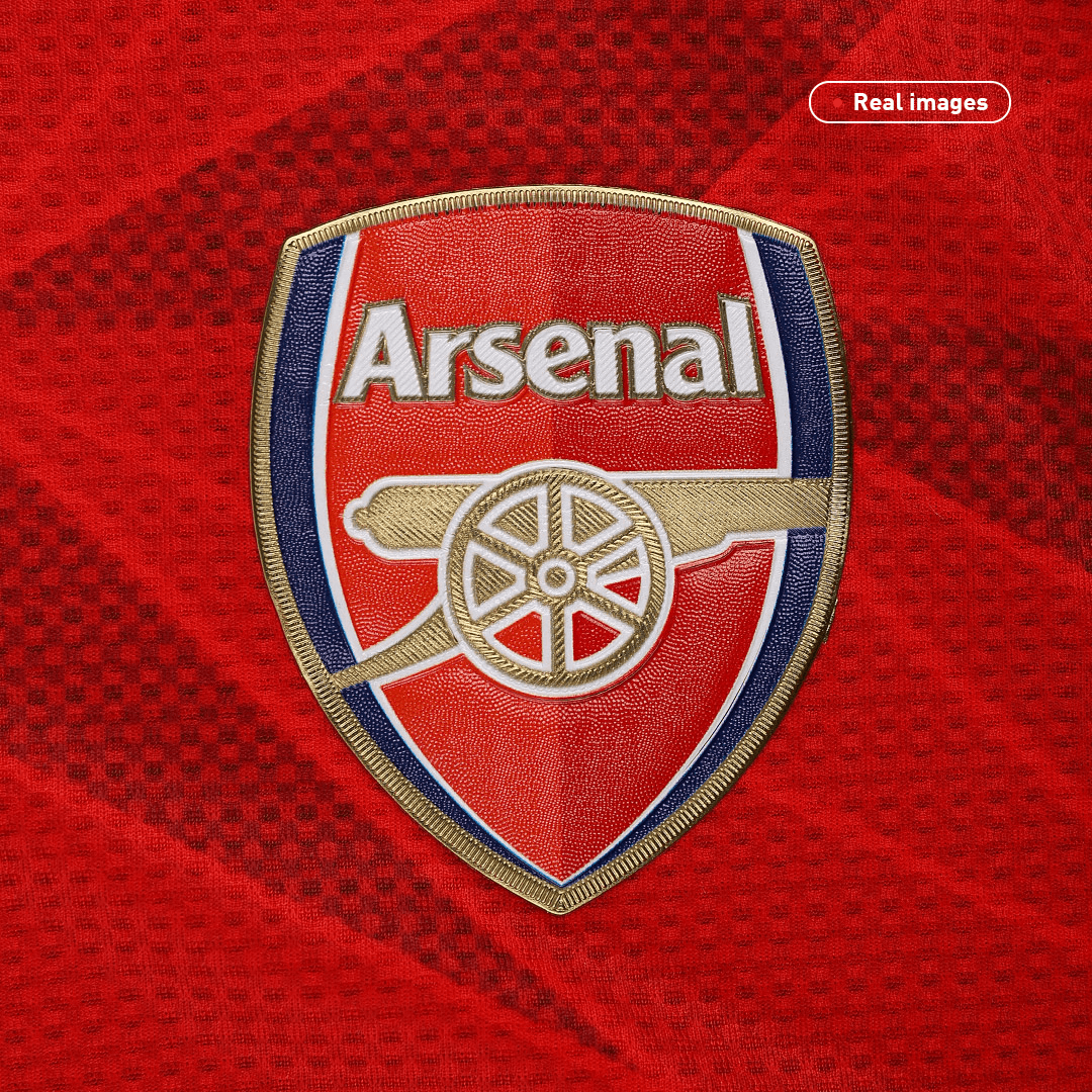 Authentic Arsenal Home Jersey 2020/21 By Adidas