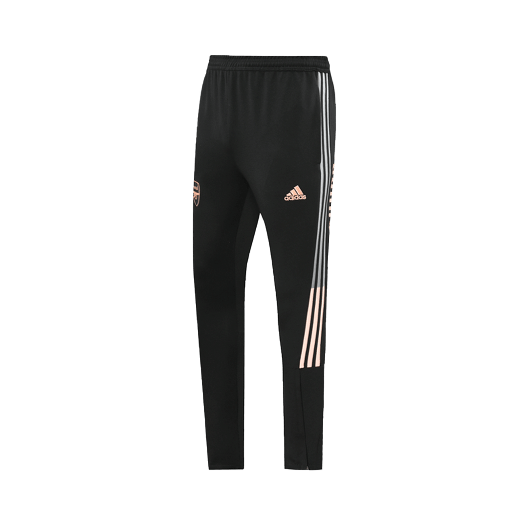 20/21 Arsenal Training Pant Black Pink Training Trouser