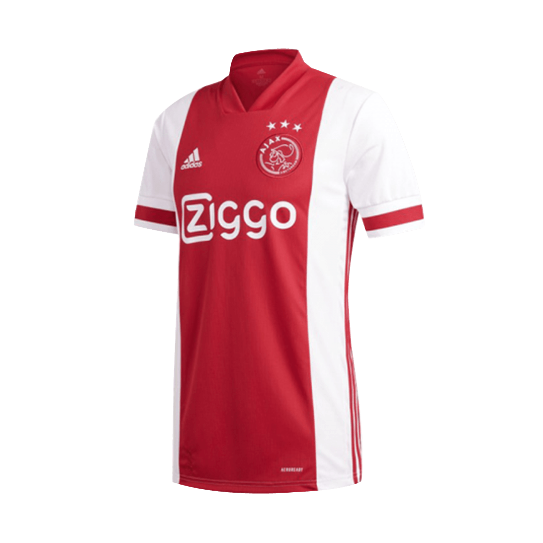 Authentic Ajax Home Jersey 2020/21 By Adidas