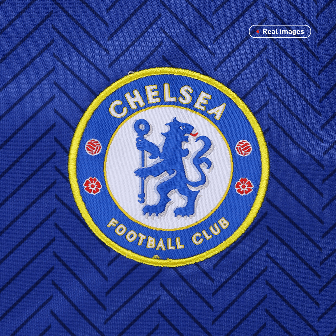 20/21 Chelsea Home Jersey Blue Soccer Jerseys Shirt
