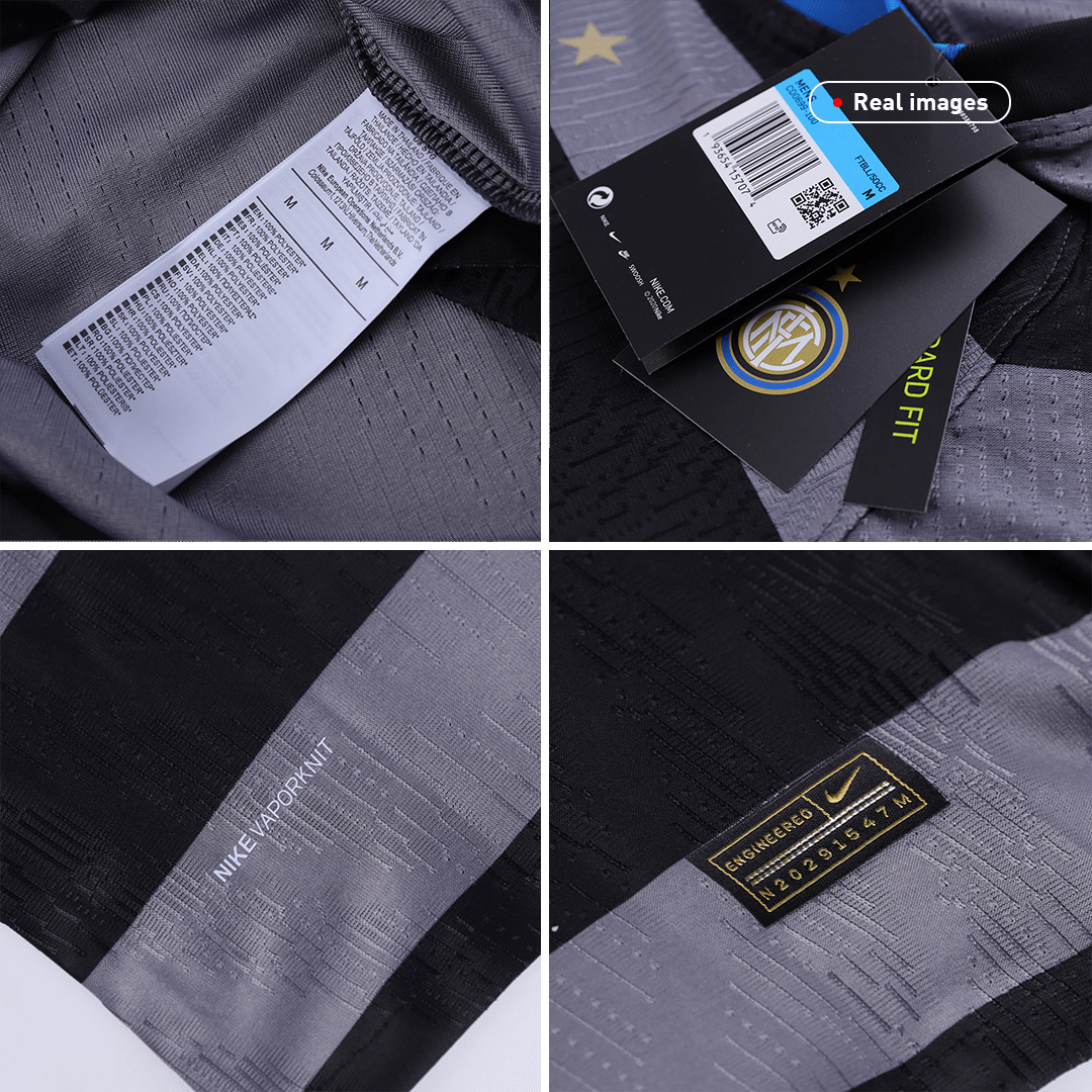 Authentic Inter Milan Third Away Jersey 2020/21 By Nike