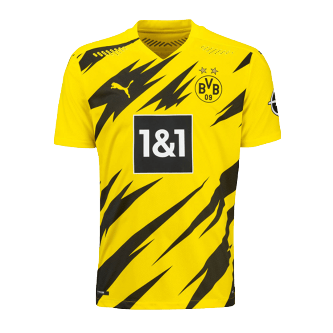 Authentic Borussia Dortmund Home Jersey 2020/21 By Puma