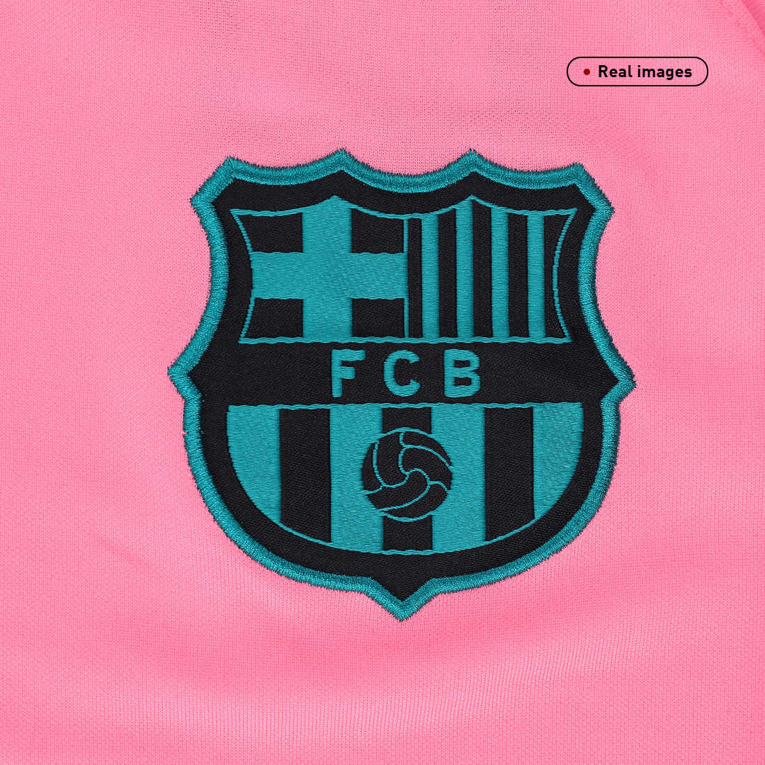 Lionel Messi #10 UCL Barcelona Third Away Jersey 2020/21 By Nike