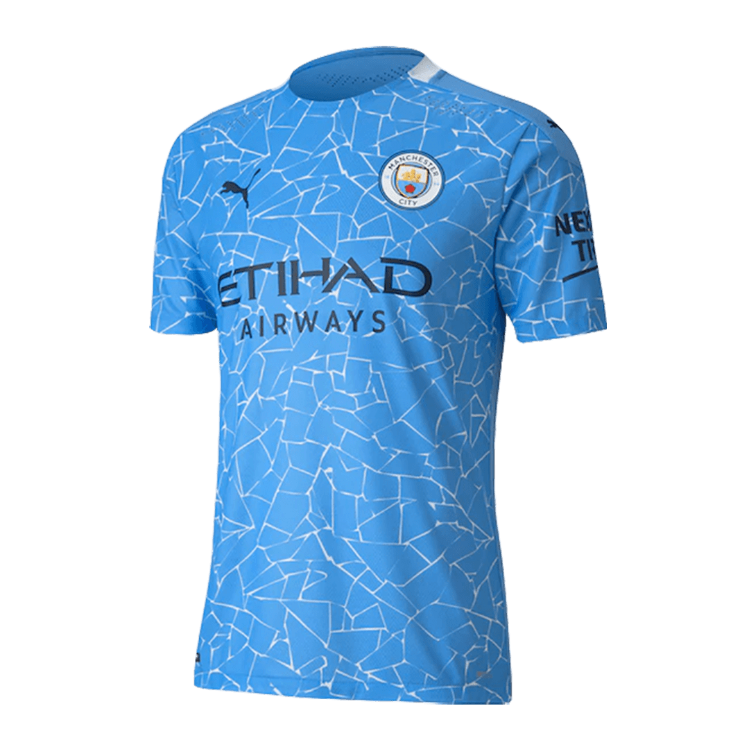 Authentic Manchester City Home Jersey 2020/21 By Puma