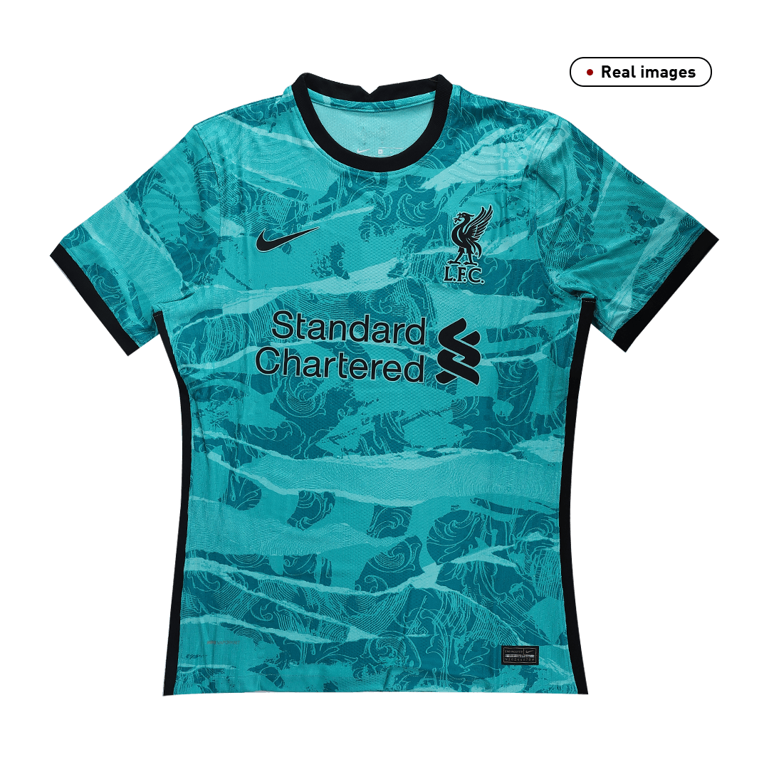 Authentic Liverpool Away Jersey 2020/21 By Nike