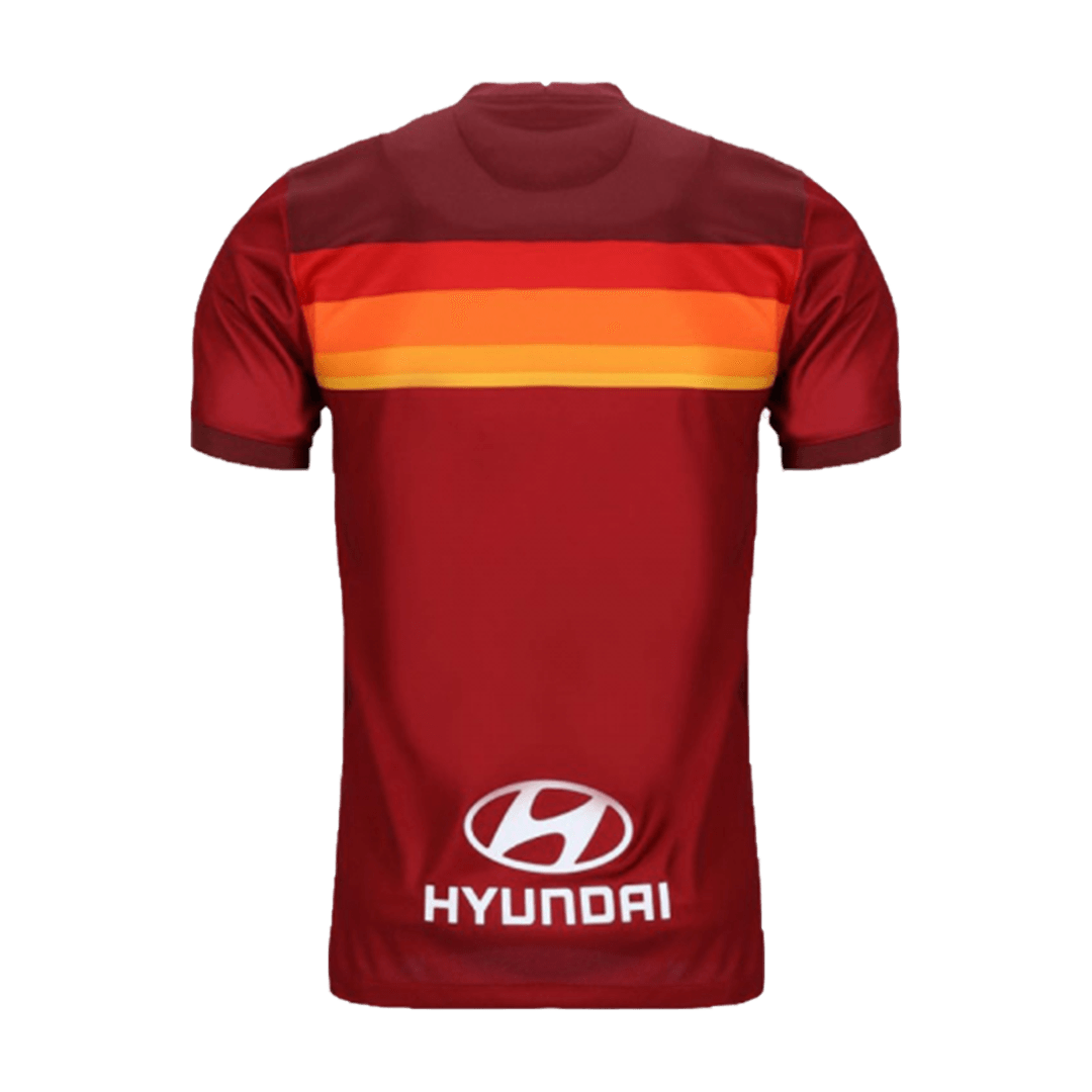 Authentic Roma Home Jersey 2020/21 By Nike