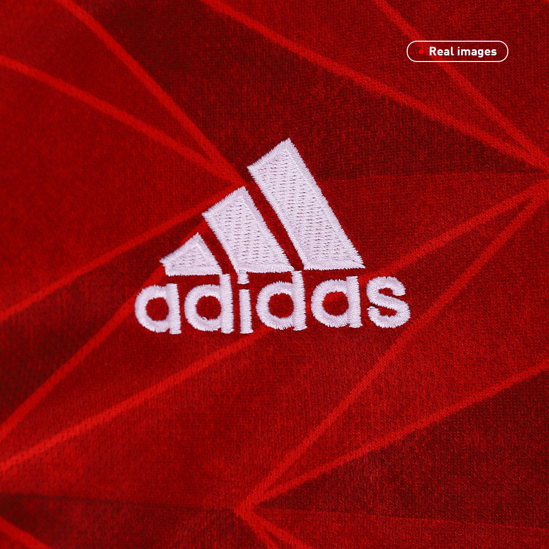 ALWAYS FORWARD #14 Arsenal Home Jersey 2020/21 By Adidas