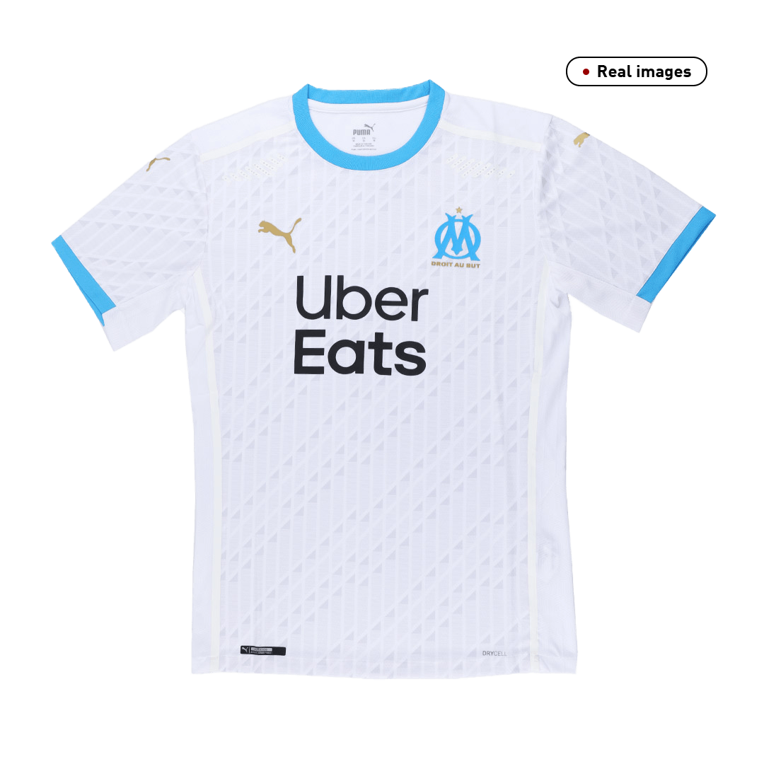 Authentic Marseilles Home Jersey 2020/21 By Puma