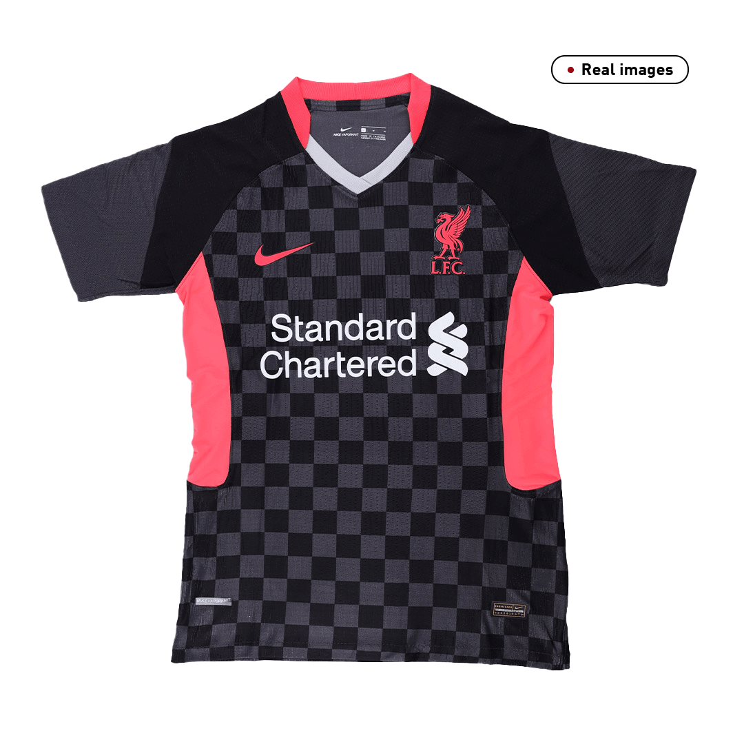 Authentic Liverpool Third Away Jersey 2020/21 By Nike