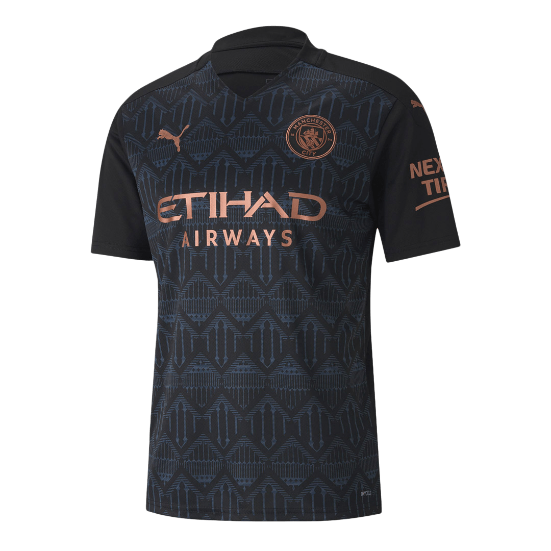 Replica Manchester City Away Jersey 2020/21 By Puma