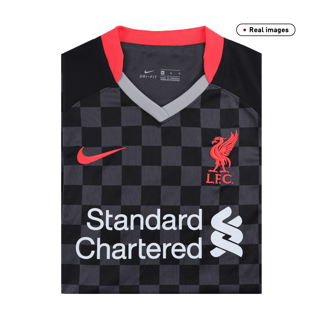 Replica Liverpool Third Away Jersey 2020/21 By Nike
