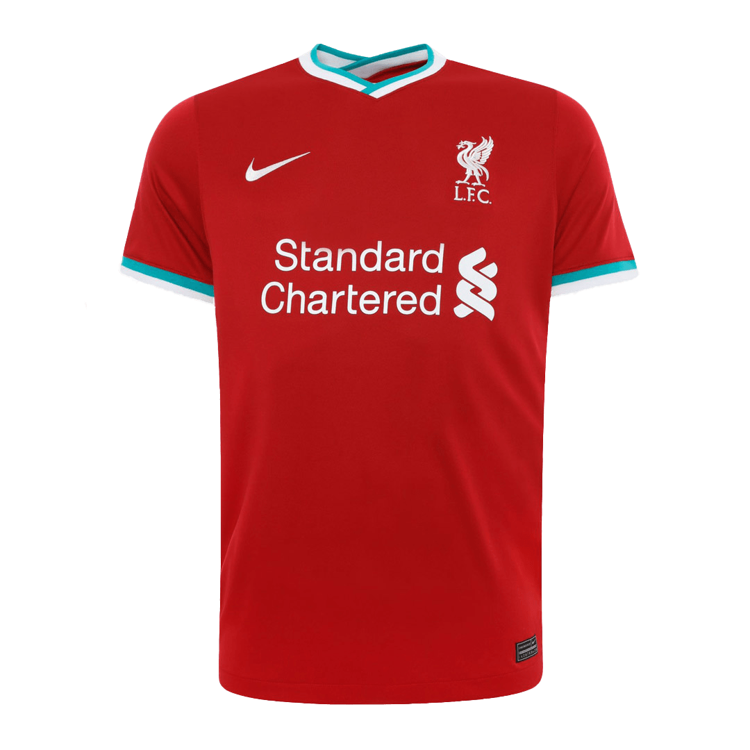 Replica Liverpool Home Jersey 2020/21 By Nike