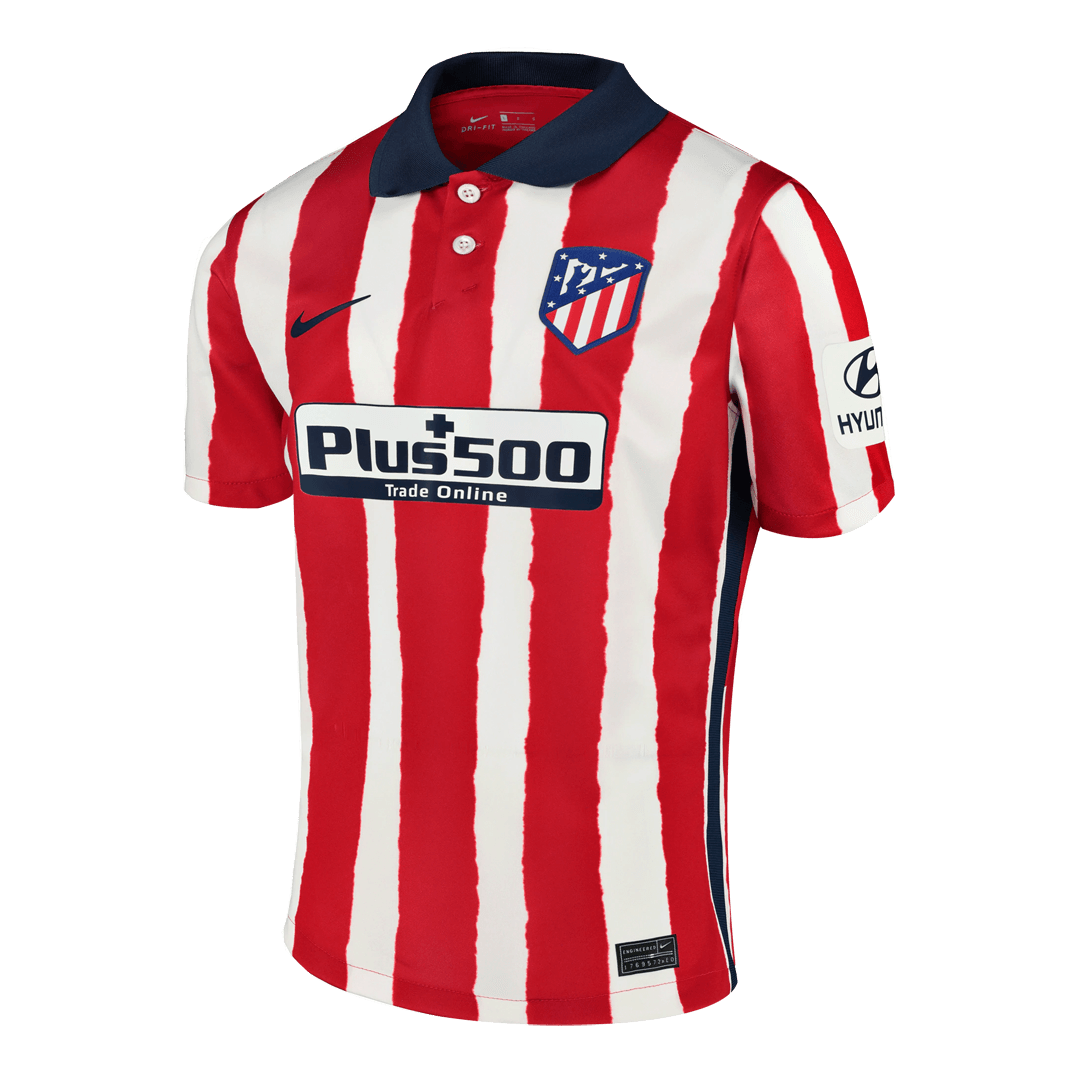 Replica Atletico Madrid Home Jersey 2020/21 By Nike