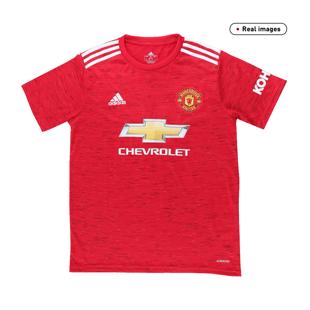 Replica Manchester United Home Jersey 2020/21 By Adidas