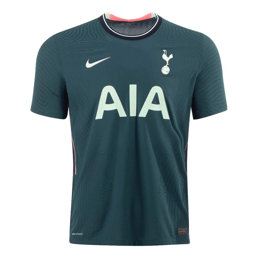 20/21 Tottenham Hotspur Away Dark Green Soccer Jerseys Shirt(Player Version)