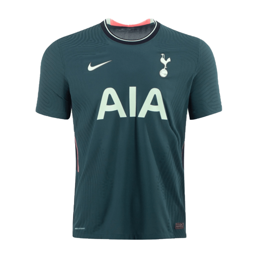 20/21 Tottenham Hotspur Away Dark Green Soccer Jerseys Shirt