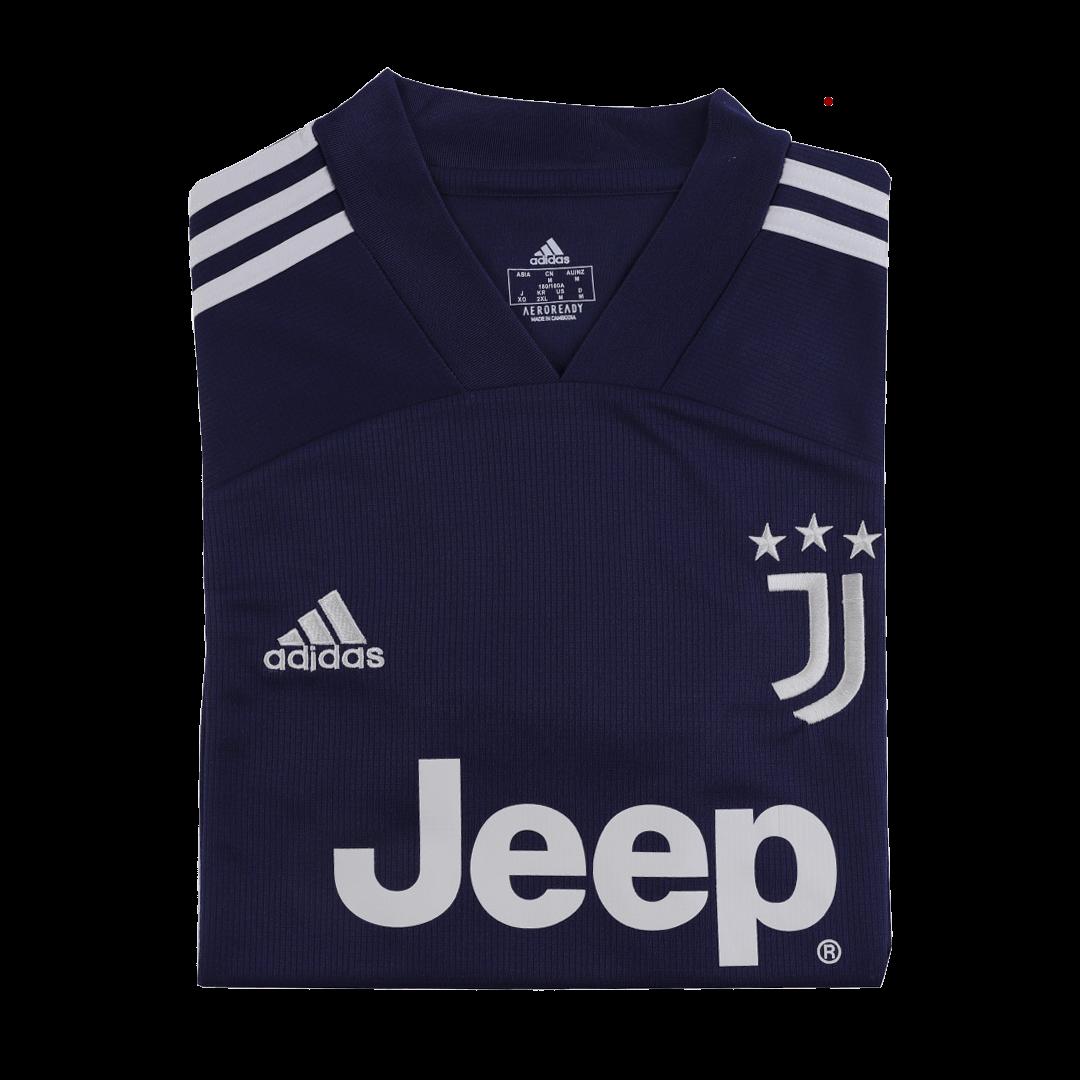 Cristiano Ronaldo #7 Juventus Away Jersey 2020/21 By Adidas