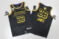 Swingman LeBron James #23 Los Angeles Lakers Jersey 2020 By Nike Black