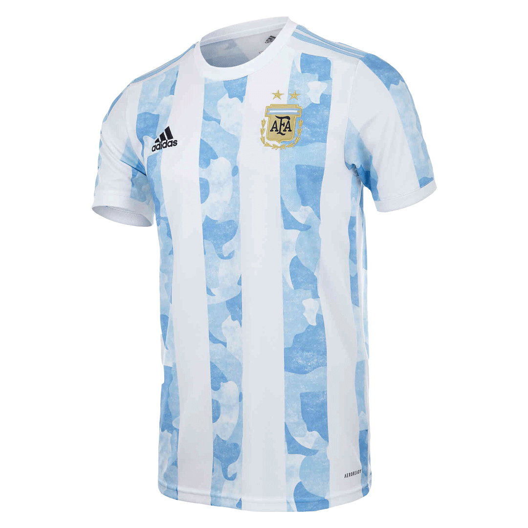 Replica Argentina Home Jersey 2021 By Adidas