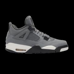 Sneakers By Nike Air Jordan 4 Cool Grey Gray