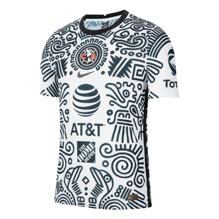 Authentic Club America Aguilas Third Away Jersey 2020/21 By Nike