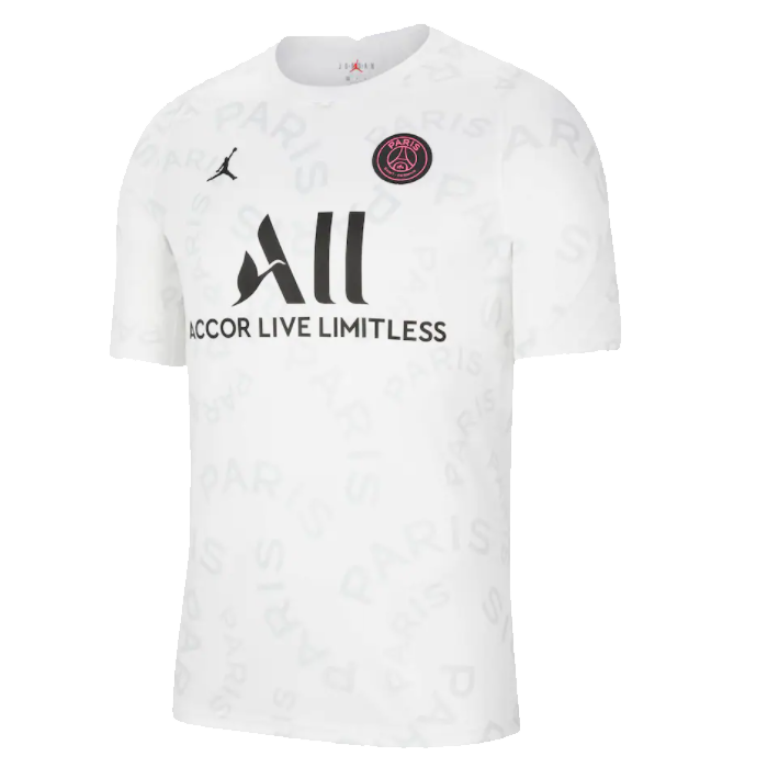PSG Training Jersey 2021/22 By Jordan