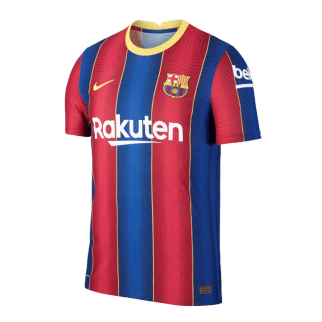 Replica MESSI #10 Barcelona Home Jersey 2020/21 By Nike