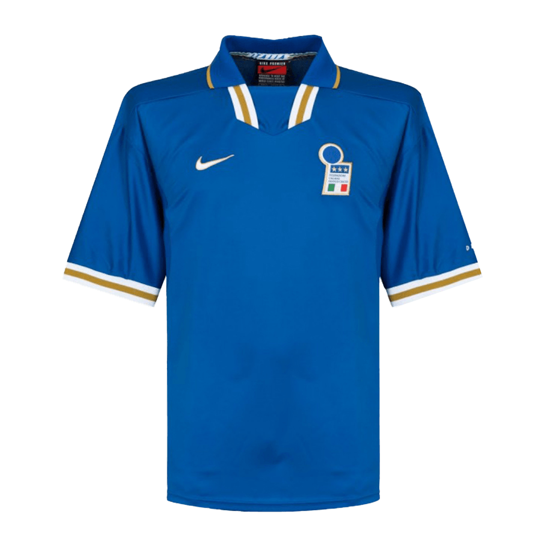 Retro Italy Home Jersey 1996 By Nike