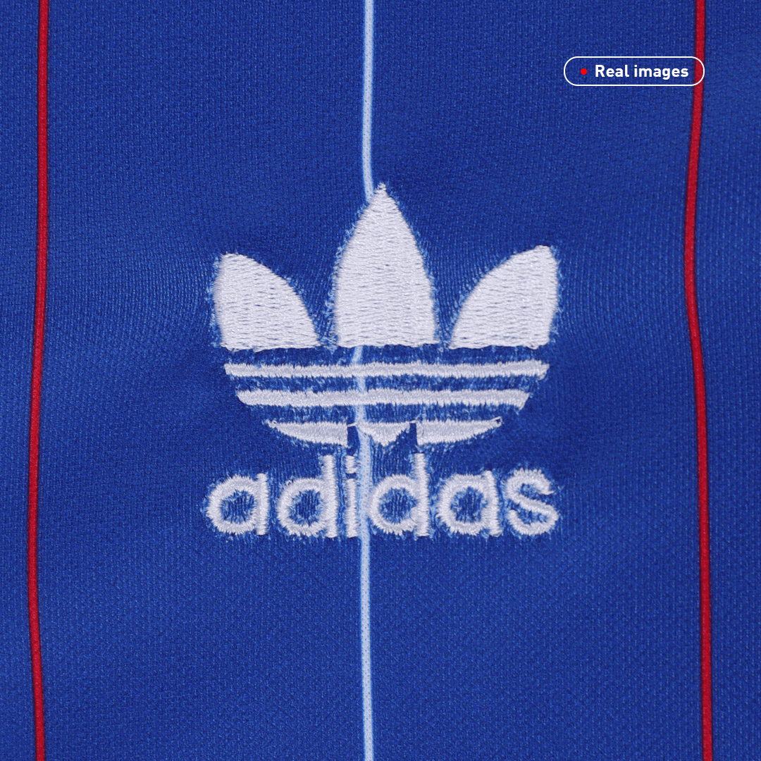 Retro France Home Jersey 1982 By Adidas