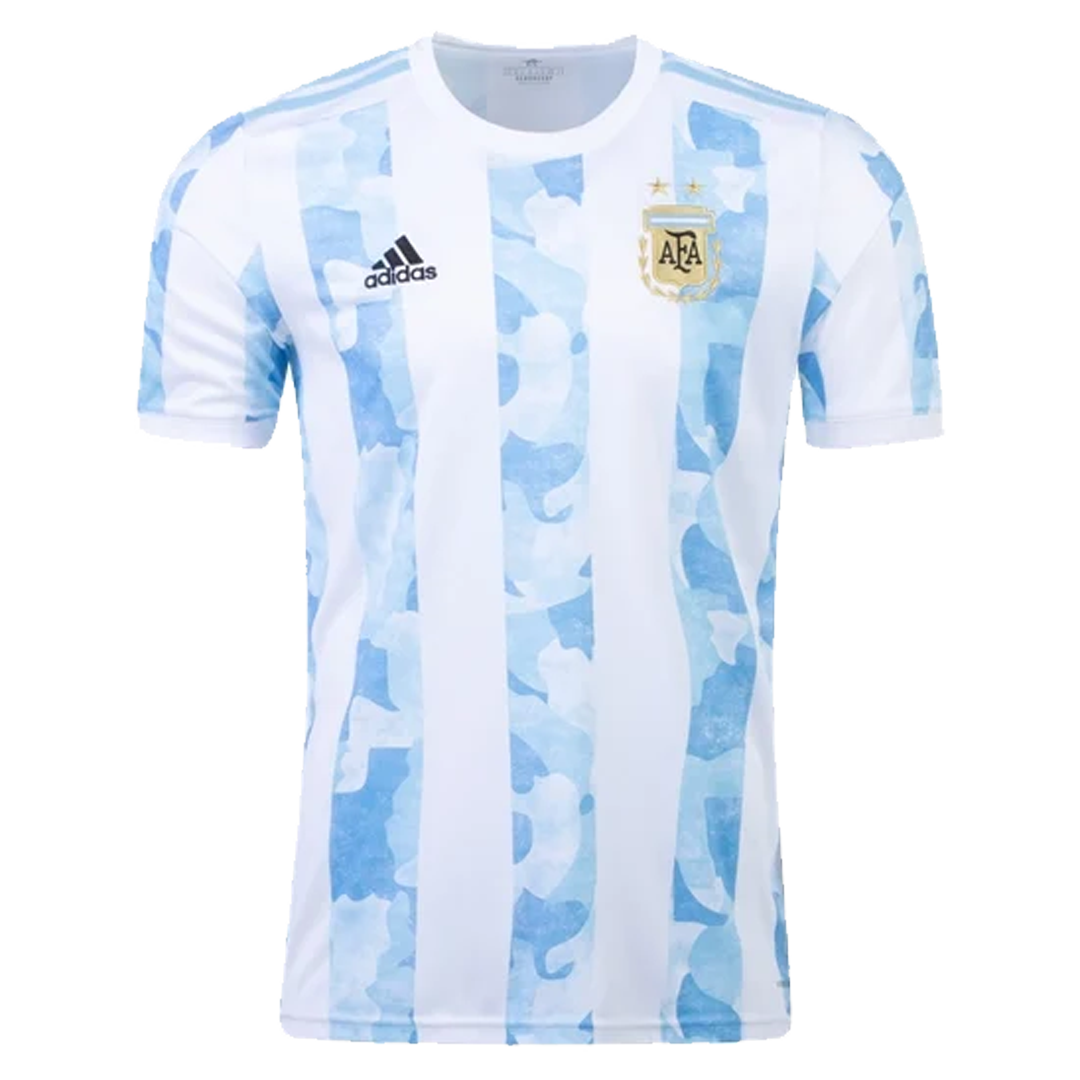 Authentic Argentina Home Jersey Copa America 2021 Final By Adidas