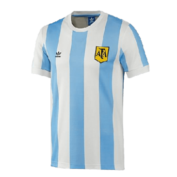 Retro Argentina Home Jersey 2019 By Adidas