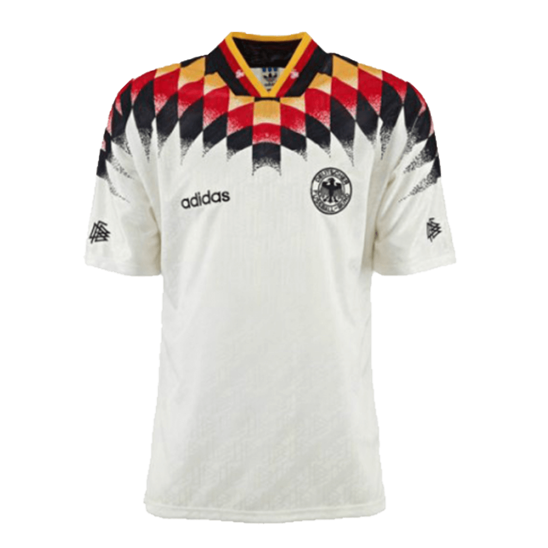 Retro Germany Home Jersey 1994 By Adidas