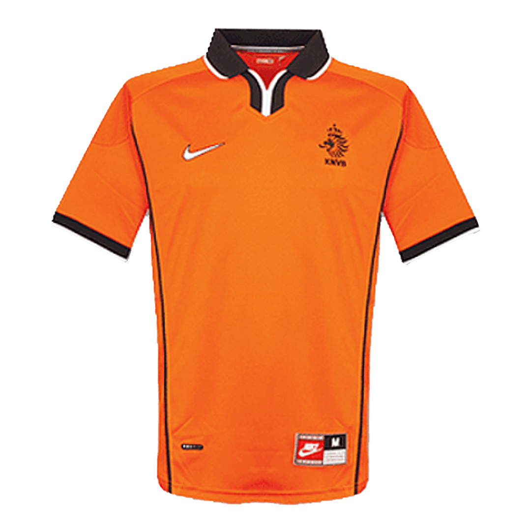 Retro Netherlands Home Jersey 1998 By Nike
