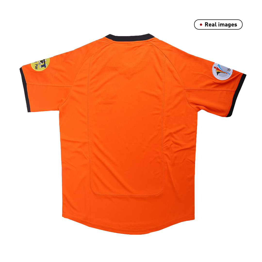 Retro Netherlands Home Jersey 2000 By Nike