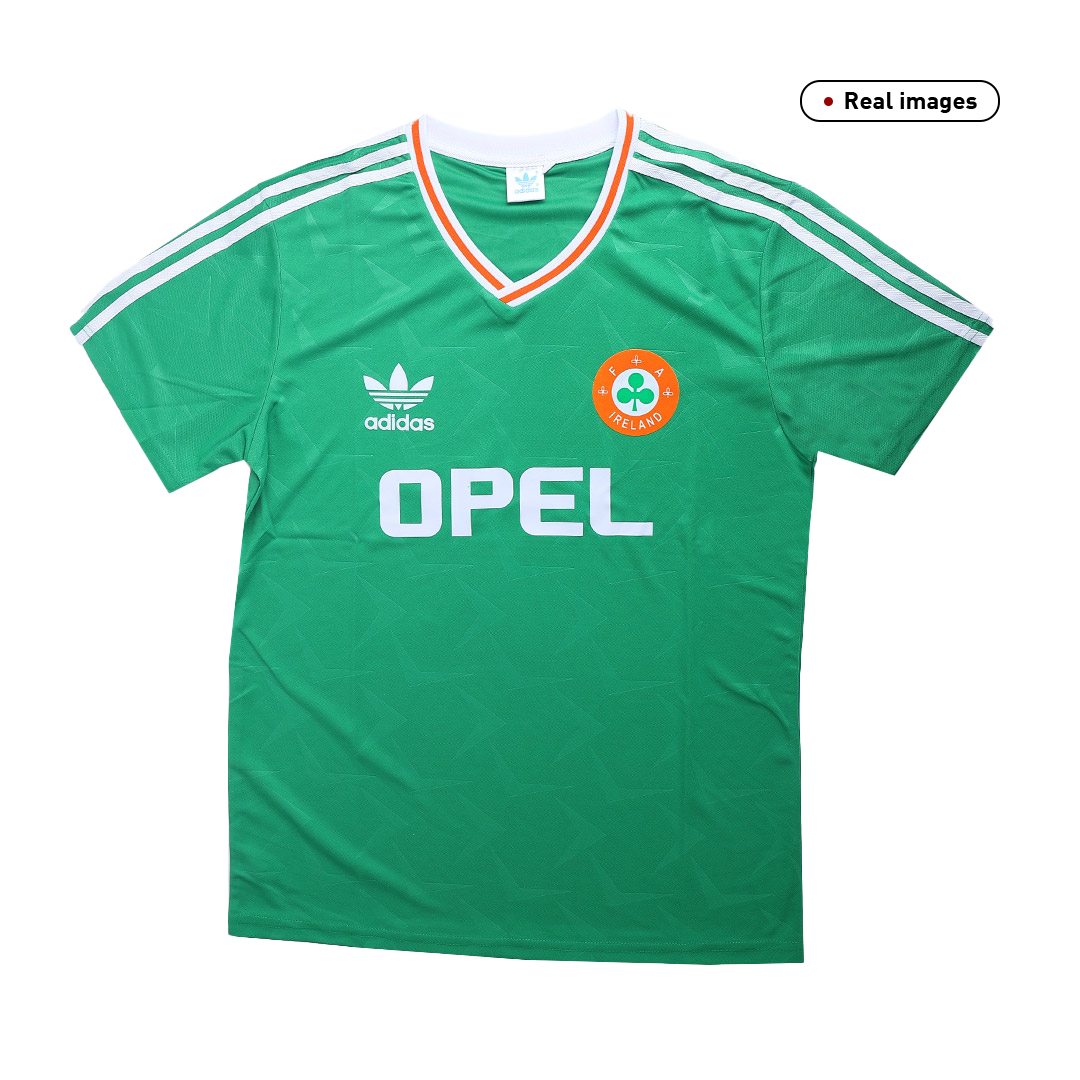 Retro Iceland Home Jersey 1990 By Adidas