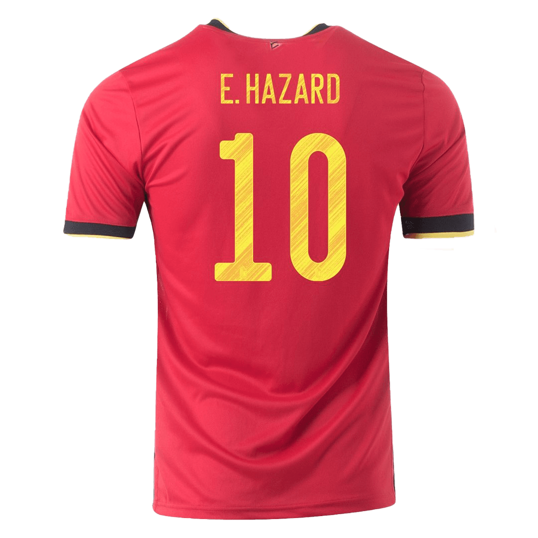 Replica Belgium Home Jersey 2020 By Adidas