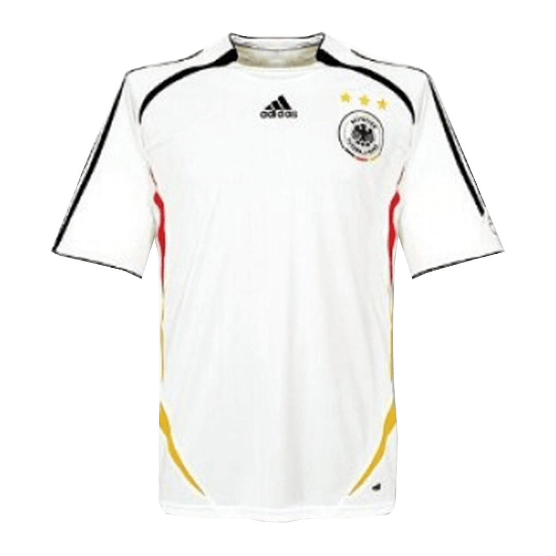 Retro Germany Home Jersey 2006 By Adidas