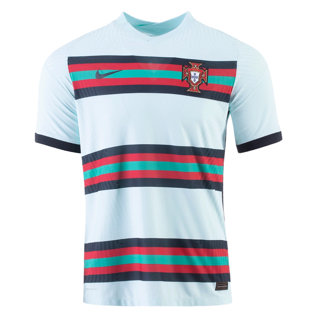Authentic Portugal Away Jersey 2020 By Nike