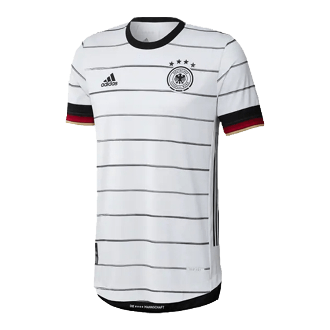 Authentic Germany Home Jersey 2020 By Adidas