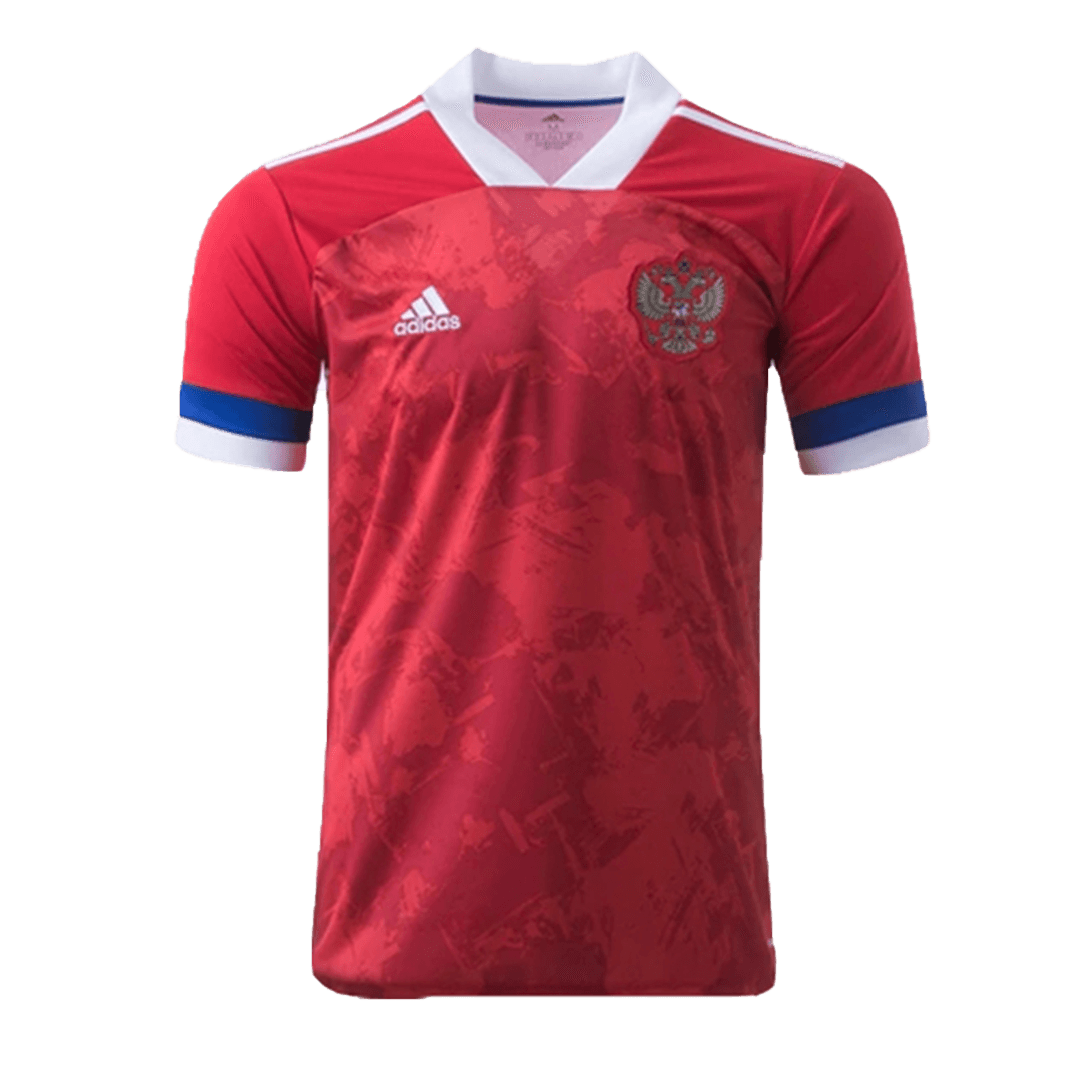 Authentic Russia Home Jersey 2020 By Adidas