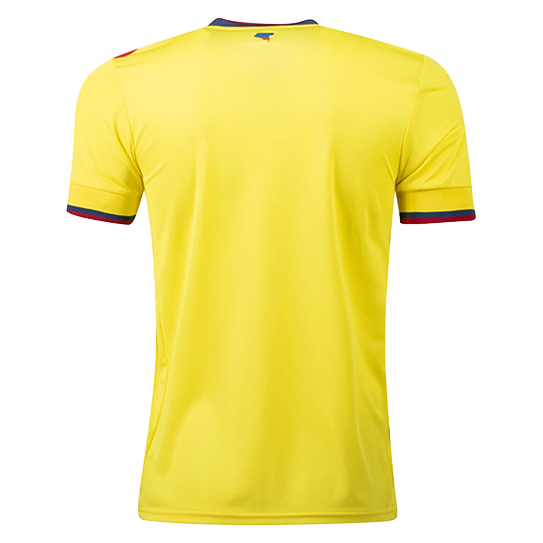 Authentic Colombia Home Jersey 2021 By Adidas