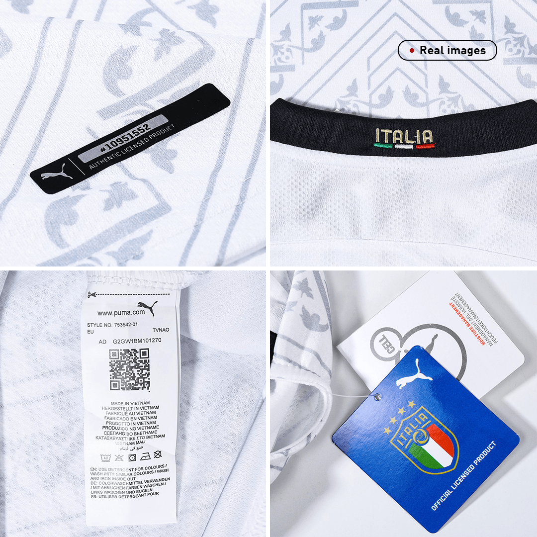 Replica Italy Away Jersey 2020 By Puma