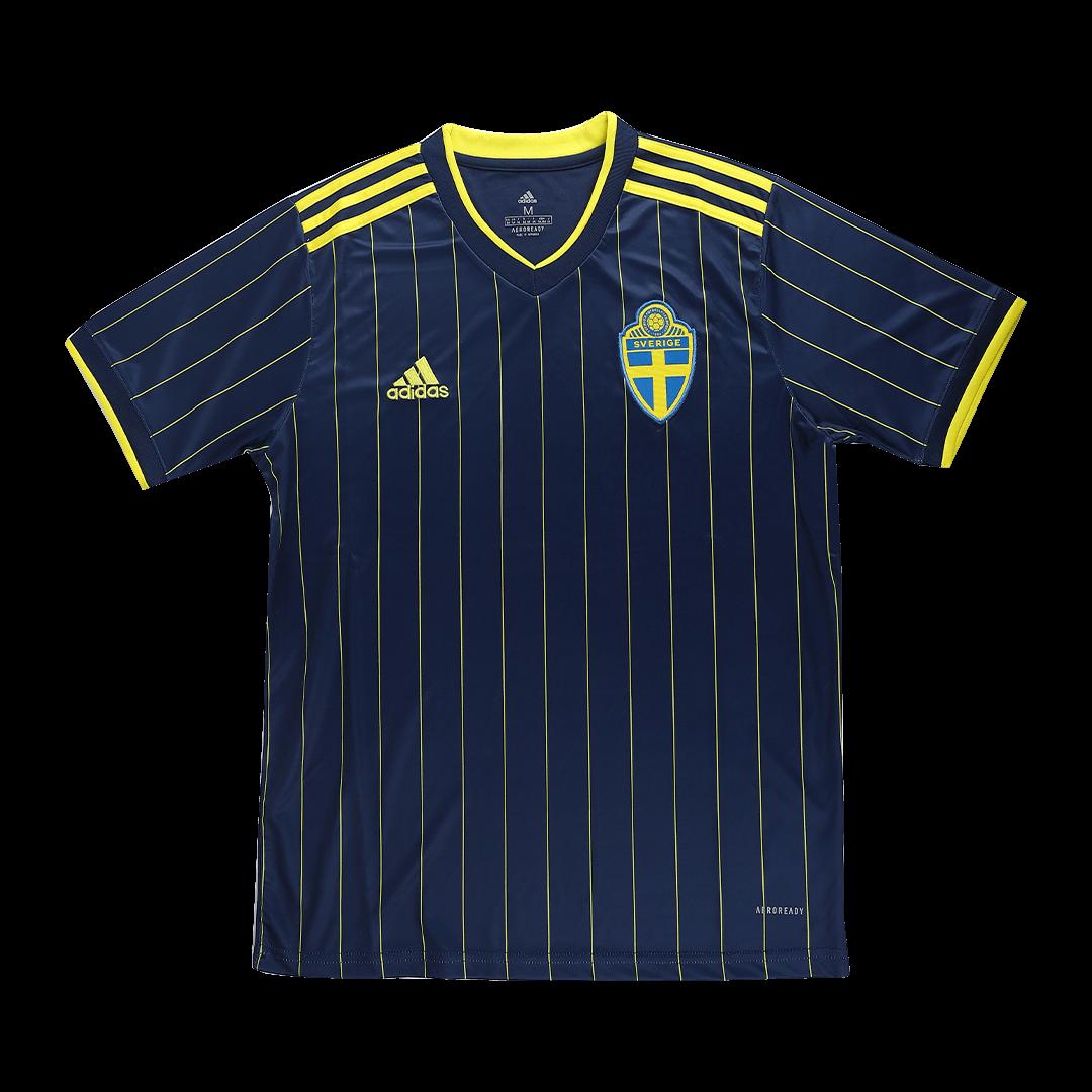 Replica Sweden Away Jersey 2020 By Adidas