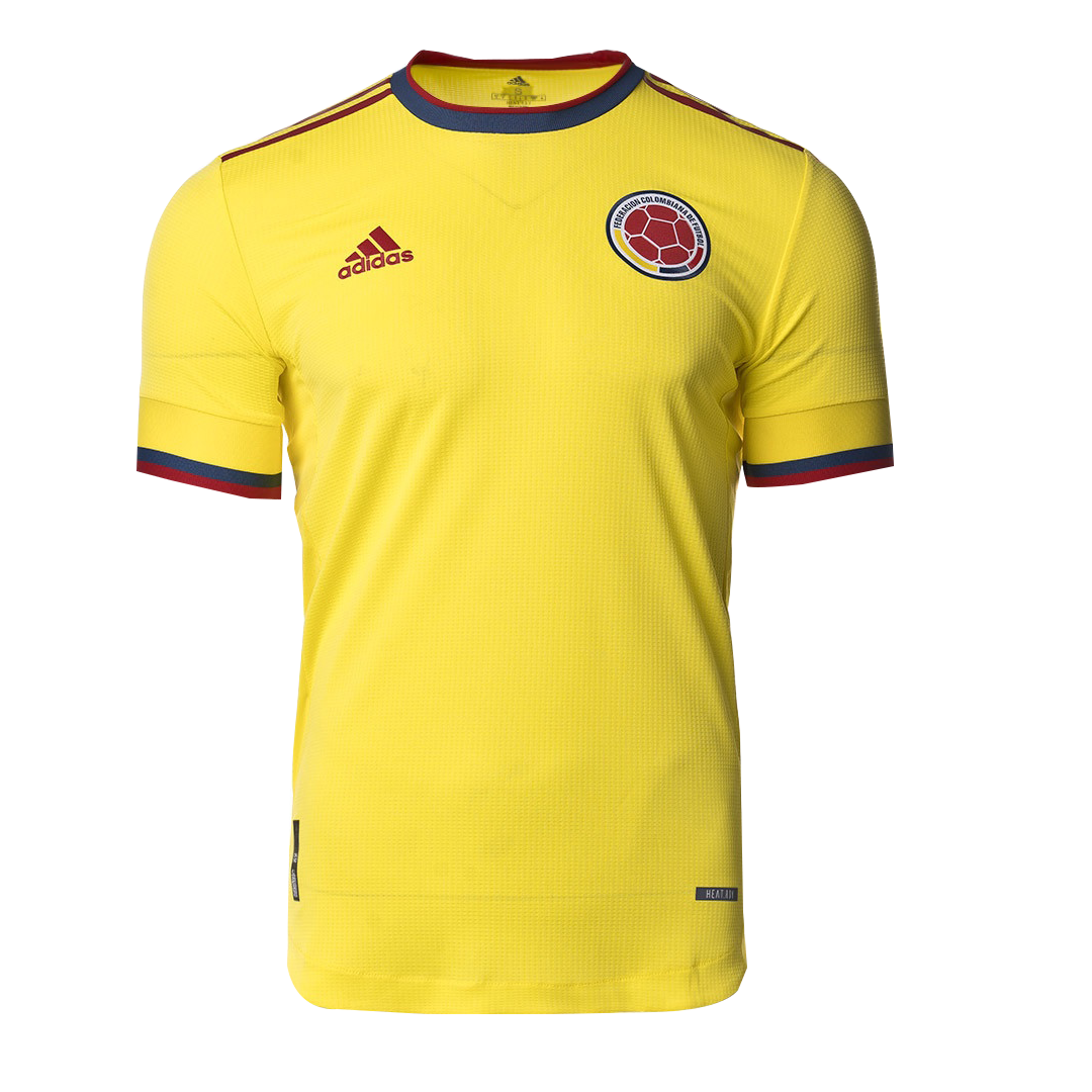 Replica Colombia Home Jersey 2021 By Adidas