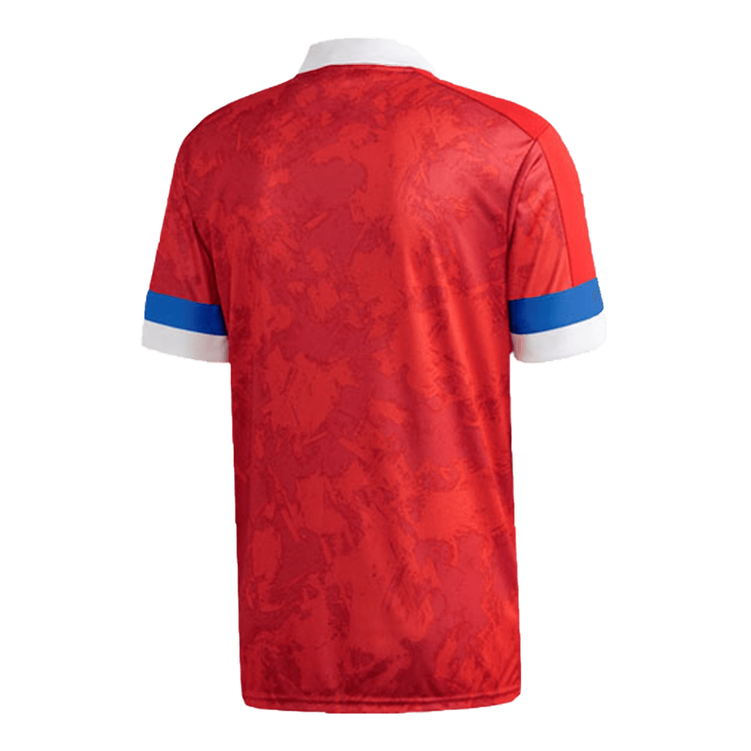 Replica Russia Home Jersey 2020 By Adidas