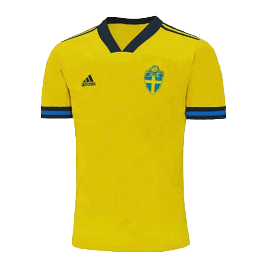 Replica Sweden Home Jersey 2020 By Adidas