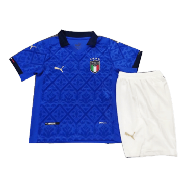 Italy Home Kit 2020 By Puma Kids