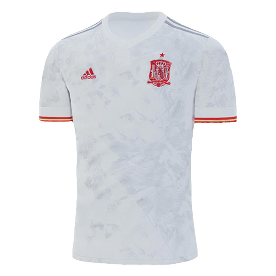 Replica Spain Away Jersey 2020 By Adidas