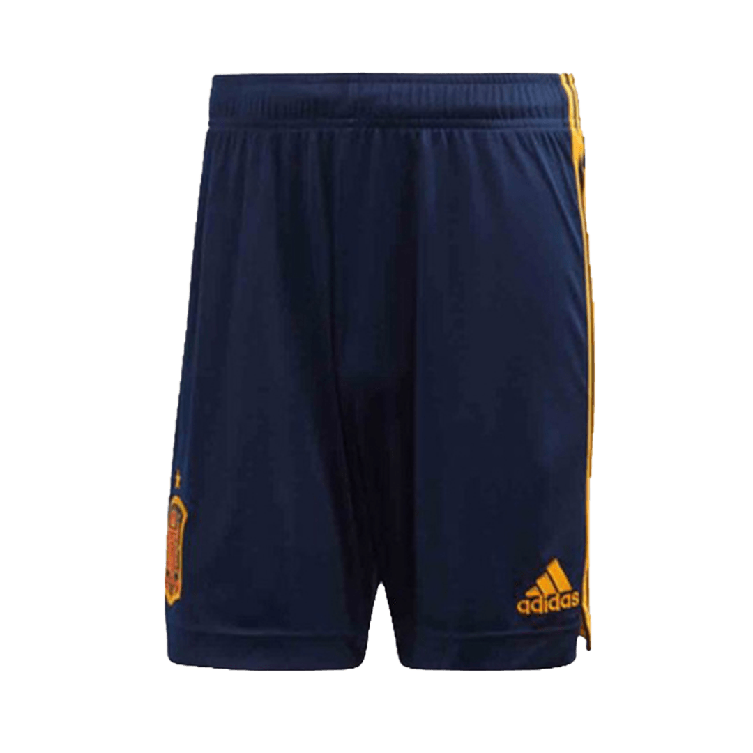 Spain Home Shorts 2020 By Adidas