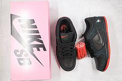 Sneakers By Nike SB Dunk low Black Pigeon